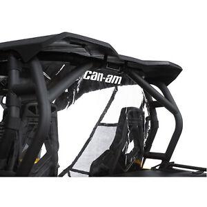 Can-Am New OEM UTV Commander/Maverick Soft Rear Wind Deflector Window Vinyl