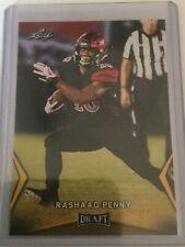 Rashaad Penny 2018 Leaf Draft Gold Rookie Card (#47)