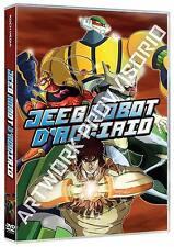 SHIN JEEG ROBOT D'ACCIAIO  3 DVD  COFANETTO  ANIME