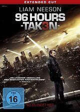 96 HOURS-TAKEN 3  DVD NEU