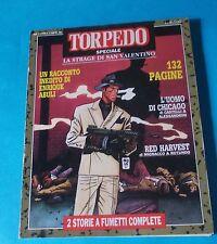 TORPEDO SPECIALE 'LA STRAGE DI SAN VALENTINO' (ed. Acme 1991)