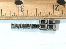 Monte Carlo SS Pin Badge Script auto  PIn