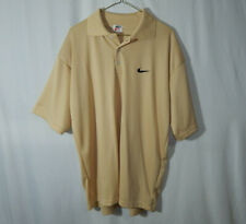 Nike Airliner Golf Short Sleeve Polo Shirt Size Extra Large XL Mens Clothing