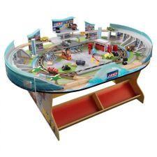 NEW KidKraft Disney Pixar Cars 3 Florida Speedway Train Table Racetrack Kids Set