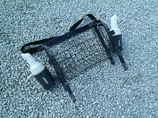 Yamaha Drive golf cart back Bag Rack and Sweater Basket with Bag Straps