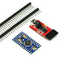 Enhancement V2 Pro Mini 328 16M(Arduino-Compatible) + FTDI Basic + pin Kit