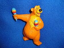"Bear In the Big Blue House W/ Maracas 3.75"" PVC Figure"