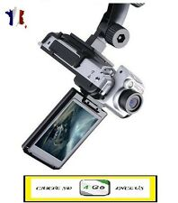 CAMERA EMBARQUEE VOITURE HD 1080P-GRAND ANGLE-DETECTION MOUVEMENT+CARTE SD 4GO