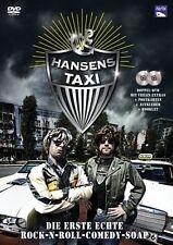 Hansens Taxi ( 2 DVDs ) - Die erste echte Rock-N-Roll-Comedy-Soap NEU OVP DVD