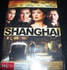 Shanghai (John Cusack Gong LI) (Australia Region 4) DVD – New