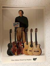 Gibson Guitar Promo Photos Chet Atkins Etc