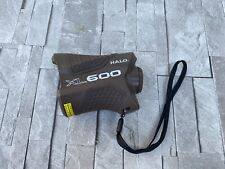 Halo Optics XL600B Brown 6X Mag 600 Yard Laser Range Finder Angle Read!!