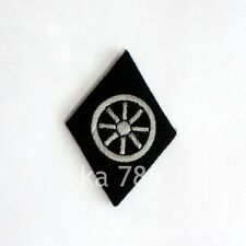 WWII GERMAN ARMY SS MOTORISED UNITS ARM BADGE