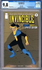 Invincible #1 CGC 9.8 (2003) ~Limited Edition~ONLY 1000 Print Run!L@@K!