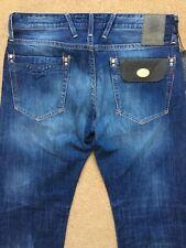 "REPLAY BILLSTRONG Men's Stretch Regular Classic Fit Blue Jeans, W32"", L31"", £145"