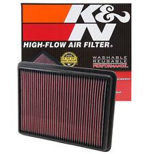 K&N 33-2493 Replacement Air Filter 2013-2016 Hyundai Santa Fe 2014-2015 Sorento