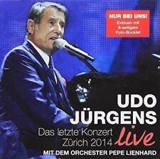 Udo Jürgens Sony Music's aus Deutschland mit Musik-CD