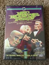 Mad Monster Party (DVD, 2002) -Sealed