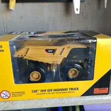 Caterpillar 797F Off Road Mining Truck 1/50 Scale by Norscot