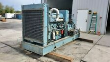 350 Kw Diesel Generator Series 60 Detroit 480 Volts Year 1997 Tested Amp Serviced