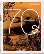 Libro especializado diseño y arte de la 70er-decorative especie 70s nuevo y en su embalaje original gran precio