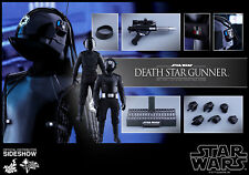 "NEW HOT TOYS 12"" STAR WARS DEATH STAR GUNNER 1/6 SCALE FIG ANH OTC EMPIRE"