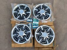 "NOS GM 75-80 81-87 Chevrolet Truck C10 K5 Blazer 2WD  15"" Deluxe Wheel Covers"