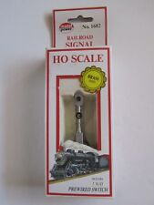 Model Power HO No.1682 Rail Road Signal Brass Parts 3 Way Priwired Switch