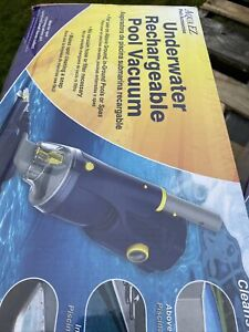 Aqua EZ Underwater Rechargeable Pool Vacuum Cleaner RVP31
