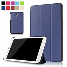 Series Magnetic Leather Case For Samsung Galaxy Tab A S2 S3 S4 E 7.0 8.0 10.1