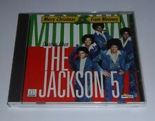 "THE JACKSON 5 "" CHRISTMAS ALBUM "" CD (Rare) 1994"