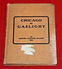 1910 Chicago by Gaslight ~ Samuel P. Wilson ~ Evil Saloons Beer Liquor Bad Women