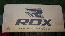 RDX STD X1 Punch Bag Wall Mount Bracket-Black