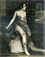 8x10 Print Theda Bara Cleopatra 1917 #TB96