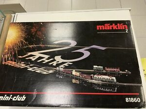 marklin mini club z 81860