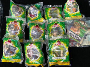 Burger King 1998 Small Soldiers Lot of 11 Commando/Gargonites Sealed Toys