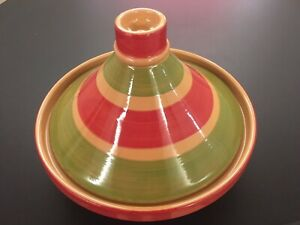 Lakeland Orange And Green Moroccan Tagine