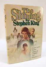 "Stephen King THE SHINING 1977 Doubleday & Co. marked ""$8.95 S3"" HC/DJ"