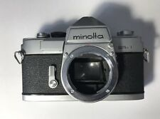 Minolta SR-1 35mm Film SLR Camera