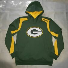 Green Bay Packers Pullover Hoodie Youth sz Large  FAST SHIPPING!!