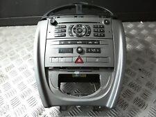 Citroen C5 Estate DASH PANEL Climate Control Unit CD RADIO 96610450YW 96498324YW