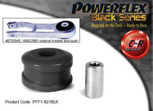 PFF1-821BLK Powerflex Black Alfa Romeo 155 92-00 T.Spark Eng Mnt Stab-Chass Bush