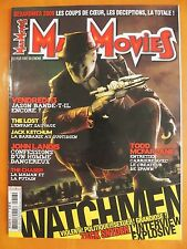 MAD MOVIES N° 217 du 03/2009- Watchmen-Vendredi 13-The Chaser-Todd Mcfarlane