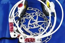 HYGIA SLP Pro Disc Brake Ceramic Piston White