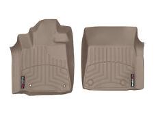 WeatherTech Floor Mat FloorLiner - Toyota Tundra '07-'11/ Sequoia '08-'11 -Tan