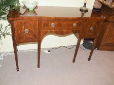 Edwardian Mahogany Sideboard Server Buffet Furniture