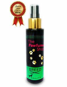 Breed Agility Perfume Designer Dog Cologne Fragrances Scented Like Real Perfume