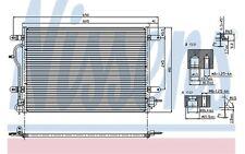 Clima radiador condensador aire acondicionado audi a4 a5 q5 2,7 3,0 TDI 8t0260401b