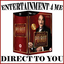 POIROT -THE DEFINITIVE COLLECTION - COMPLETE SERIES **BRAND NEW DVD BOXSET **