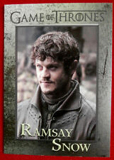 GAME OF THRONES - Season 4 - Card #69 - RAMSAY SNOW - Rittenhouse 2015